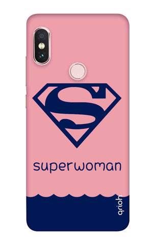Be a Superwoman Xiaomi Redmi Note 6 Pro Cases & Covers Online