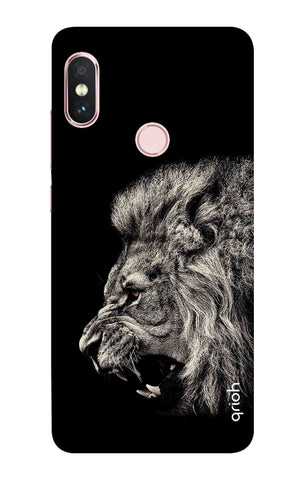 Lion King Xiaomi Redmi Note 6 Pro Cases & Covers Online