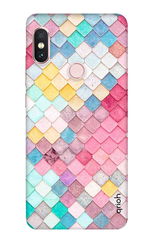 Colorful Pattern Xiaomi Redmi Note 6 Pro Cases & Covers Online