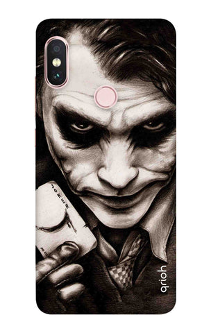 Why So Serious Xiaomi Redmi Note 6 Pro Cases & Covers Online