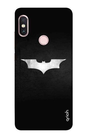 Grunge Dark Knight Xiaomi Redmi Note 6 Pro Cases & Covers Online