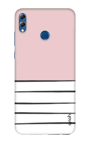 Horizontal Stripe Huawei Honor 8X Max Cases & Covers Online