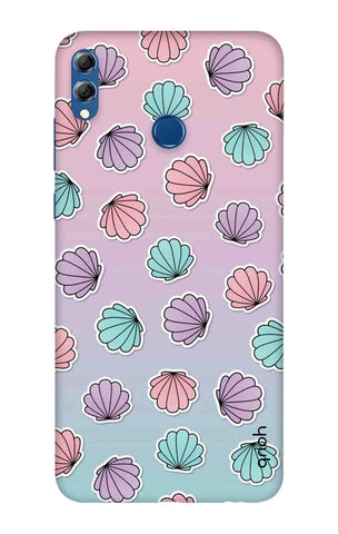 Gradient Flowers Huawei Honor 8X Max Cases & Covers Online