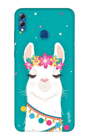 Cute Llama Huawei Honor 8X Max Cases & Covers Online