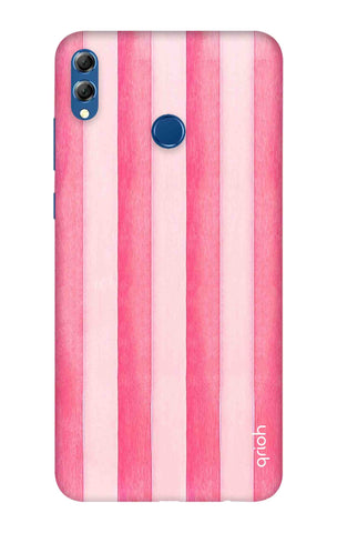Painted Stripe Huawei Honor 8X Max Cases & Covers Online