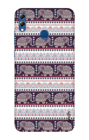 Elephant Pattern Huawei Honor 8X Max Cases & Covers Online