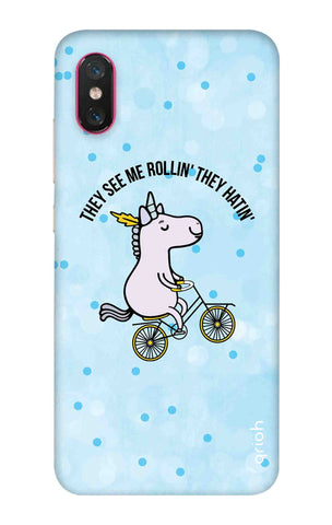 Rollin Horse Xiaomi Mi 8 Pro Cases & Covers Online