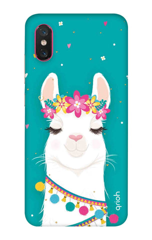 Cute Llama Xiaomi Mi 8 Pro Cases & Covers Online