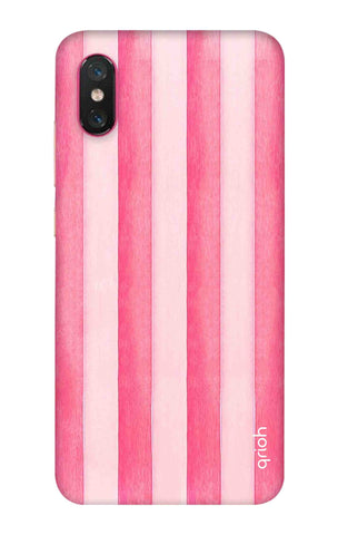 Painted Stripe Xiaomi Mi 8 Pro Cases & Covers Online