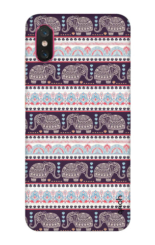 Elephant Pattern Xiaomi Mi 8 Pro Cases & Covers Online