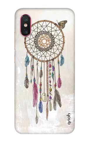 Butterfly Dream Catcher Xiaomi Mi 8 Pro Cases & Covers Online