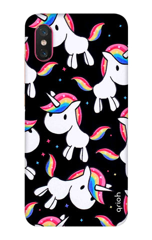 Colourful Unicorn Xiaomi Mi 8 Pro Cases & Covers Online