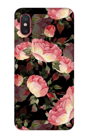 Watercolor Roses Xiaomi Mi 8 Pro Cases & Covers Online