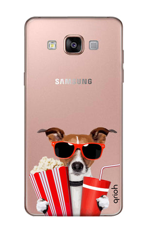 Dog Watching 3D Movie Samsung A9 Cases & Covers Online