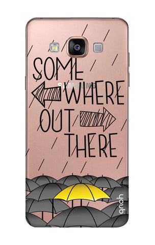 Somewhere Out There Samsung A9 Cases & Covers Online