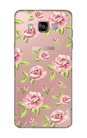Elizabeth Era Floral Samsung A9 Cases & Covers Online