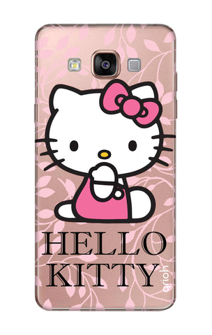 Hello Kitty Floral Samsung A9 Cases & Covers Online