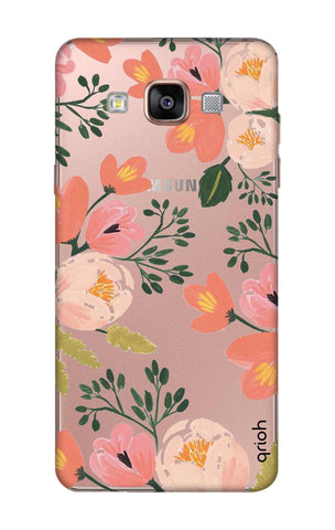 Painted Flora Samsung A9 Cases & Covers Online