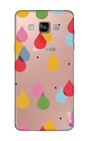 Colourful Drops Samsung A9 Cases & Covers Online