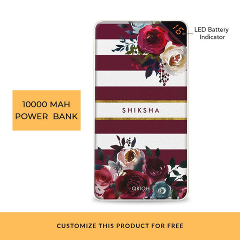Fine Vine Customized Power Bank