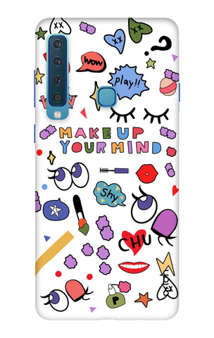 Makeup Your Mind Samsung A9 2018 Cases & Covers Online