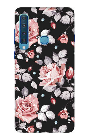 Shabby Chic Floral Samsung A9 2018 Cases & Covers Online