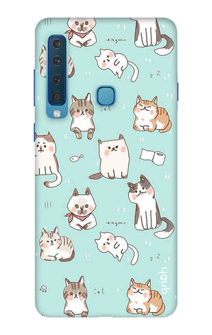 Cat Kingdom Samsung A9 2018 Cases & Covers Online