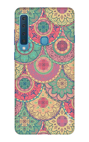 Colorful Mandala Samsung A9 2018 Cases & Covers Online