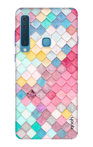 Colorful Pattern Samsung A9 2018 Cases & Covers Online