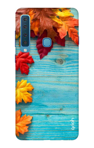 Fall Into Autumn Samsung A9 2018 Cases & Covers Online