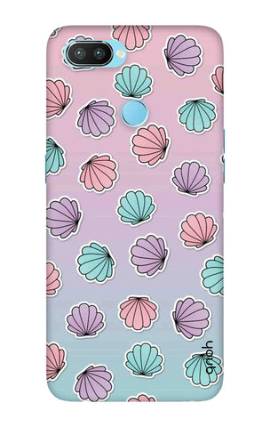 Gradient Flowers Oppo Realme 2 Pro Cases & Covers Online