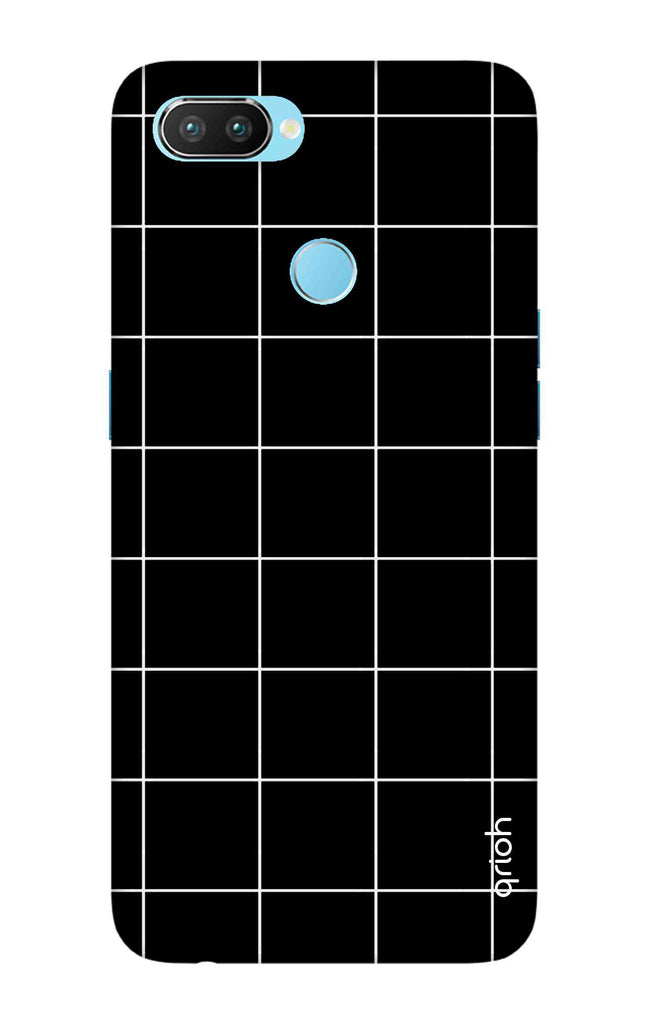 best service daf7b b1b74 Check Pattern Case for Oppo Realme 2 Pro