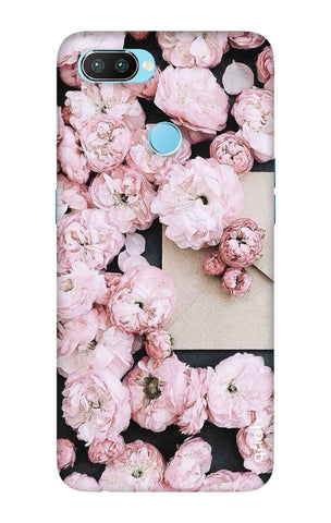 Roses All Over Oppo Realme 2 Pro Cases & Covers Online