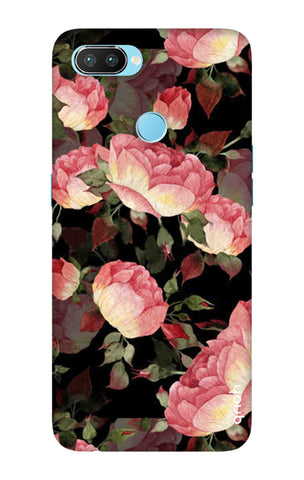 Watercolor Roses Oppo Realme 2 Pro Cases & Covers Online