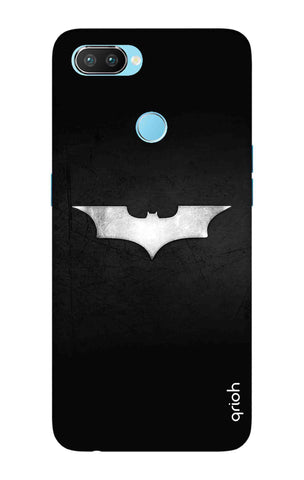 Grunge Dark Knight Oppo Realme 2 Pro Cases & Covers Online