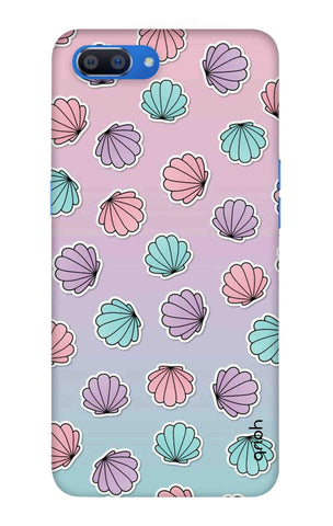 Gradient Flowers Oppo Realme C1 Cases & Covers Online