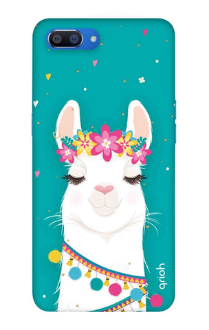 Cute Llama Oppo Realme C1 Cases & Covers Online