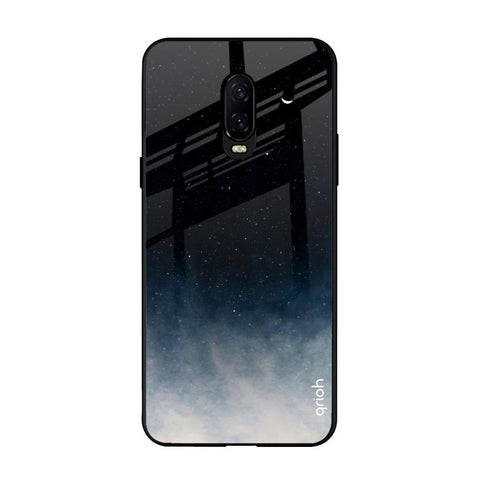 Black Aura OnePlus 6T Glass Cases & Covers Online