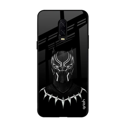 Dark Superhero OnePlus 6T Glass Cases & Covers Online