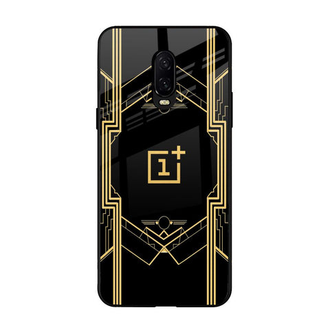 Sacred Logo OnePlus 6T Glass Cases & Covers Online