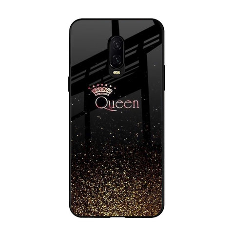 I Am The Queen OnePlus 6T Glass Cases & Covers Online