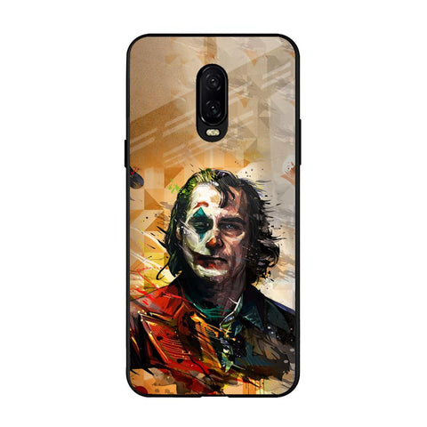 Psycho Villain OnePlus 6T Glass Cases & Covers Online