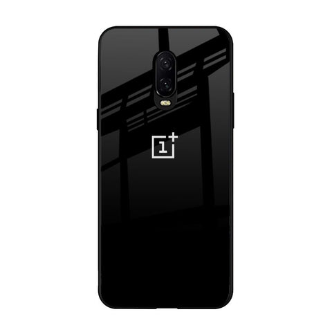 Jet Black OnePlus 6T Glass Cases & Covers Online