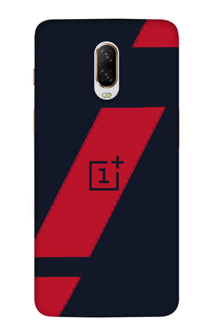 Printed Grid OnePlus 6T Cases & Covers Online