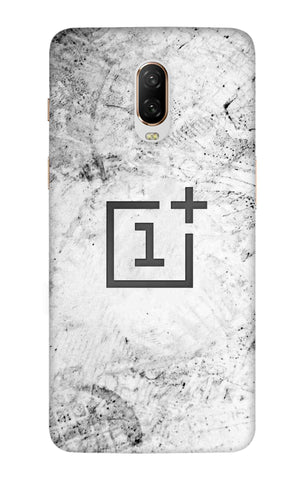 Printed Marble Texture OnePlus 6T Cases & Covers Online