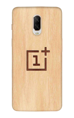 Printed Pine Texture OnePlus 6T Cases & Covers Online