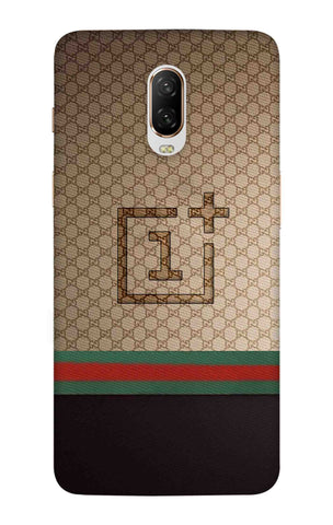 Printed Branded Texture OnePlus 6T Cases & Covers Online