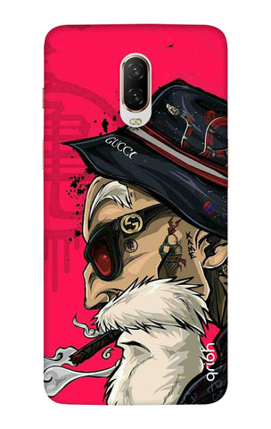 Hipster Oldman OnePlus 6T Cases & Covers Online