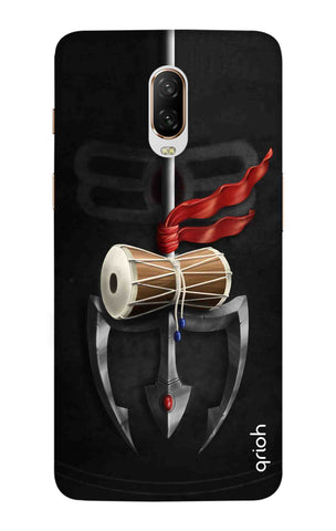 Mahadev Trident OnePlus 6T Cases & Covers Online