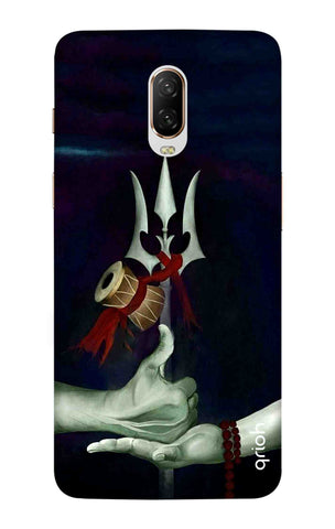 Shiva Mudra OnePlus 6T Cases & Covers Online
